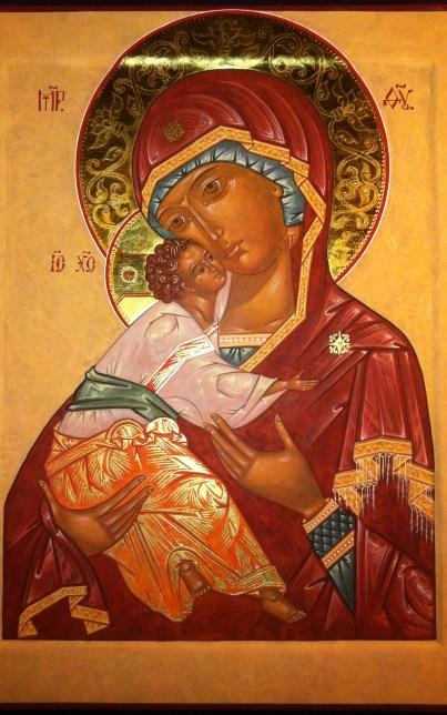 Nuestra Señora de la Ternura 2012
