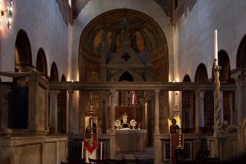 Rom, Santa Maria in Cosmedin, innen