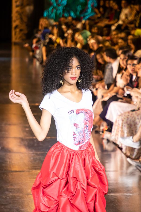 Galeano en Estilo Moda 2019: la runway más ecléctica de la noche