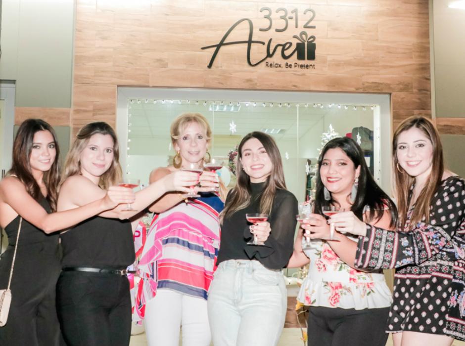 La inauguración de la tienda Ave en San Pedro Sula, Honduras - Iconos Mag