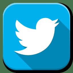 Εφαρμογές Twitter εικονίδιο