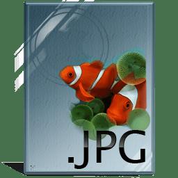 Jpg Icon | iMod Iconset | Babasse