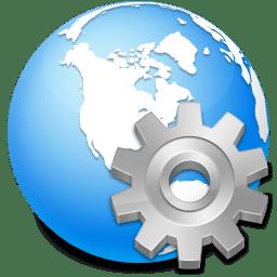 Network Service Icon   iD Iconset   Delacro