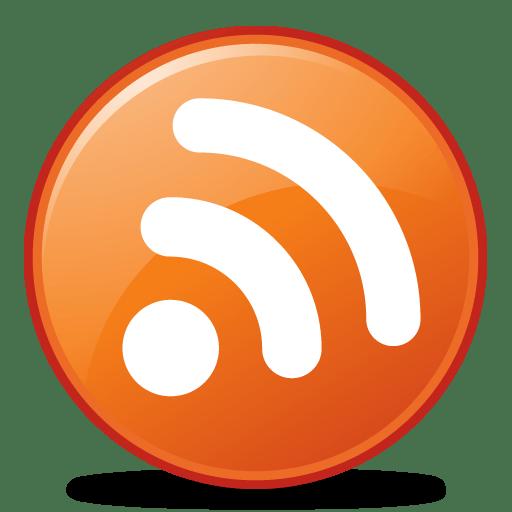 Feeds Orange Icon Circle Feed Iconset Fast Icon Design