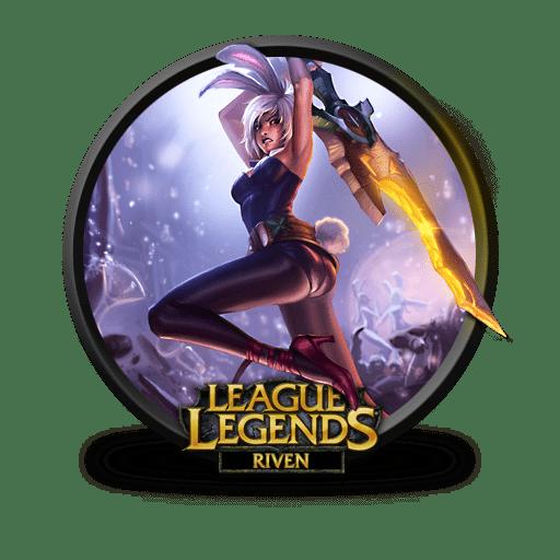 Riven Battle Bunny Icon League Of Legends Iconset Fazie69