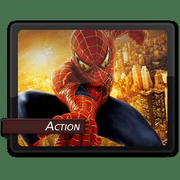 Action Icon   Movie Genre Iconset   sirubico