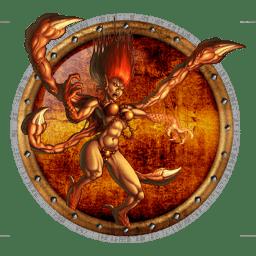 Diablo Icon Medievalish Gaming Iconset Tooschee