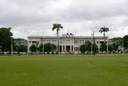 Administration building, UWI, St. Augustine (formerly ICTA building)