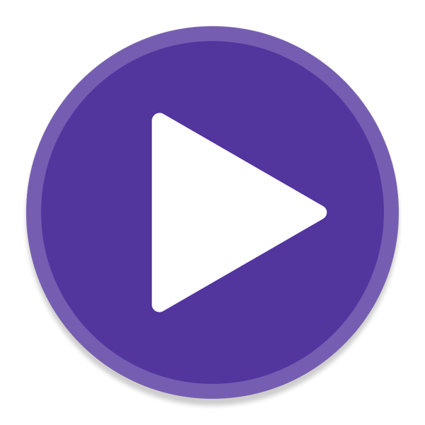 DivXPlayer icon free download as PNG and ICO formats