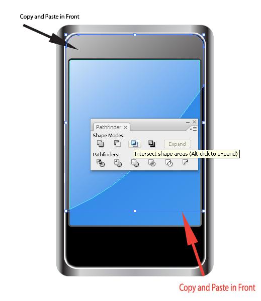 Phone Vector Tutorial 9 Step