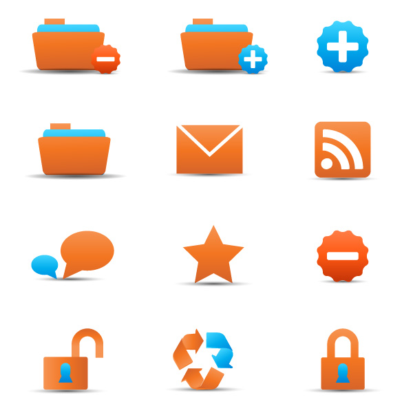 Documentation Icons
