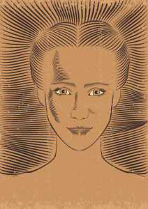 CorelDraw Tutorial: Creating a Retro Vector Portrait