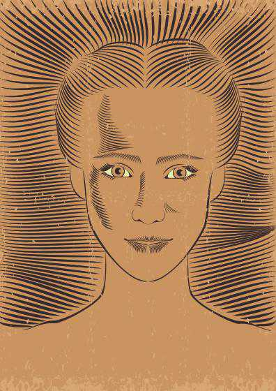 CorelDraw Tutorial: Creating a Retro Vector Portrait