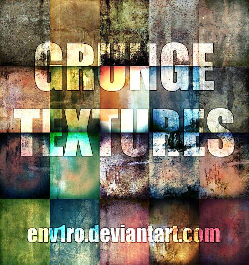 20_Grunge_Textures