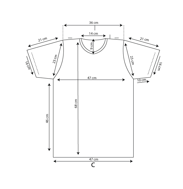 T-Shirt Form for Screen Printer and Sewing Factories