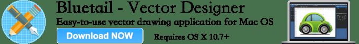 Bluetail - Vector Designer