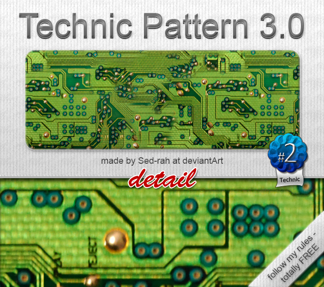Technic Pattern