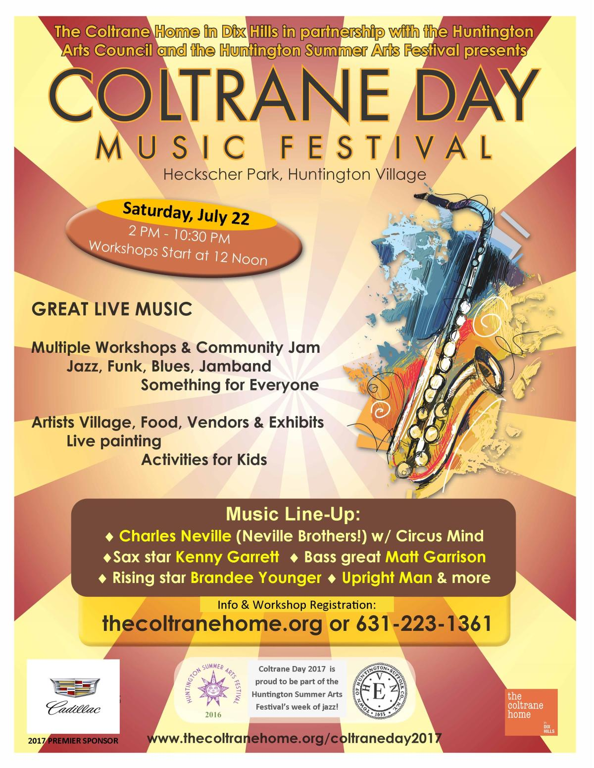 Coltrane Day