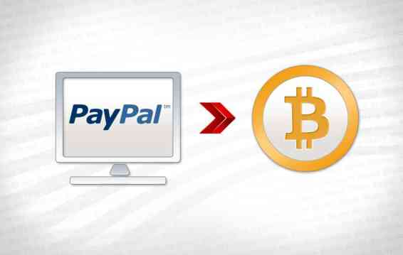 Paypal Bitcoin Cryptocurrency comparison