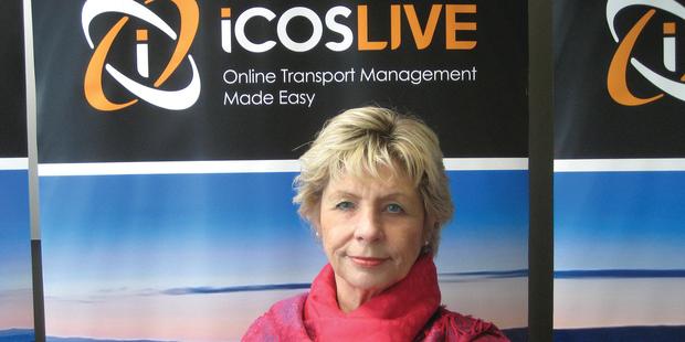iCOS LIVE Kathy Ross NZ Herald