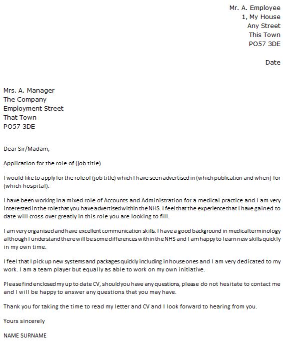 Summer Camp Nurse Cover Letter Career Goal Resume Sample Chemistry Lab  Technician Majestic Nursing For Job