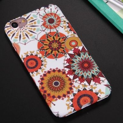 Hot Flowers iPhone 7 Case 3