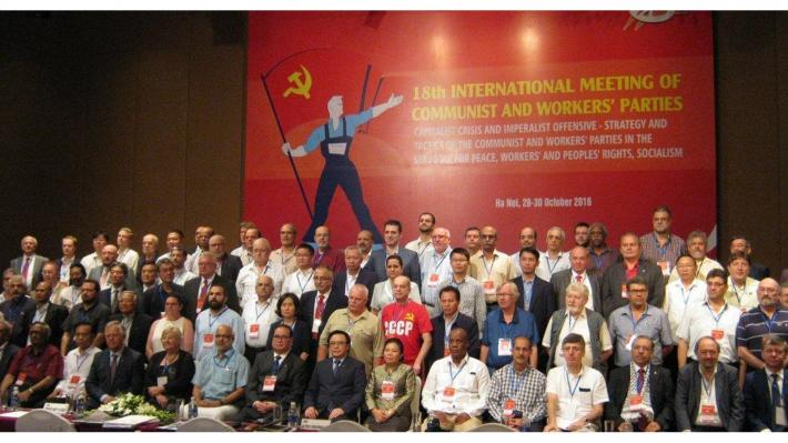 Image result for Communist and Workers' Parties Meeting in Vietnam: