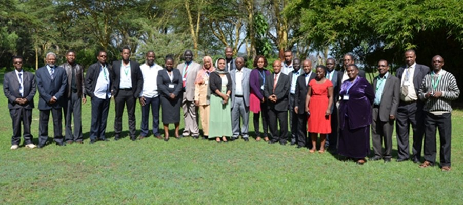 Regional knowledge exchange, mutual learning and dissemination workshop, 10th - 11th June 2015, Naivasha, Kenya