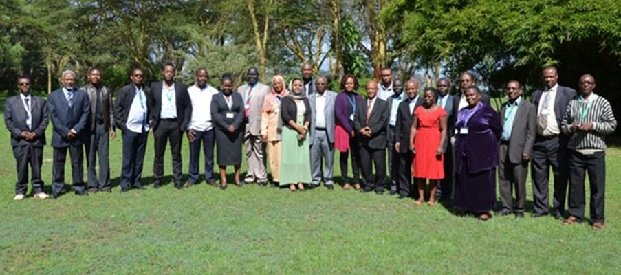 Regional knowledge exchange, mutual learning and dissemination workshop, 10th - 11th June 2015, Naivasha, Kenya