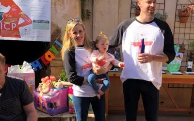 First birthday ICP Fundraiser for my miracle