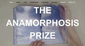 Anamorphosis Prize (2015)