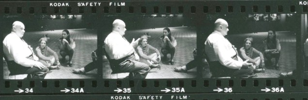 cornell_capa_papers-contact_sheet-rv_lecture-1972-002c