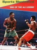 "Sports Illustrated post-fight edition ""End of the Ali Legend"" 15 March 1971 (cover photo Neil Leifer for Sports Illustrated)"