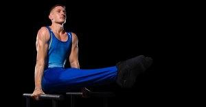 Epaule gymnaste ICR