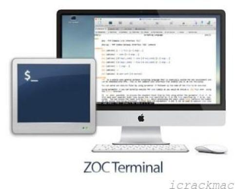 ZOC Terminal 8.02.2 Crack MAC Full Serial Keygen [Latest]