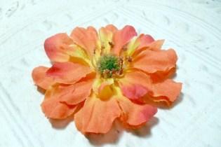 3 in. Artificial Silk Flower - Craft Embellishment