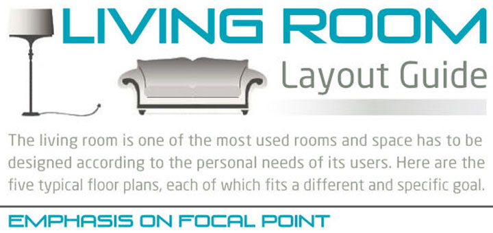 5 Great Living Room Layout Styles