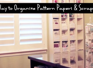 Perfect-Way-to-Organize-Pattern-Paper-and-Scraps