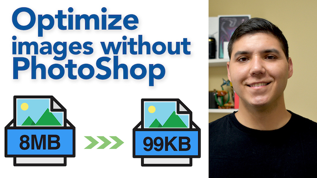 how to optimize images on your website