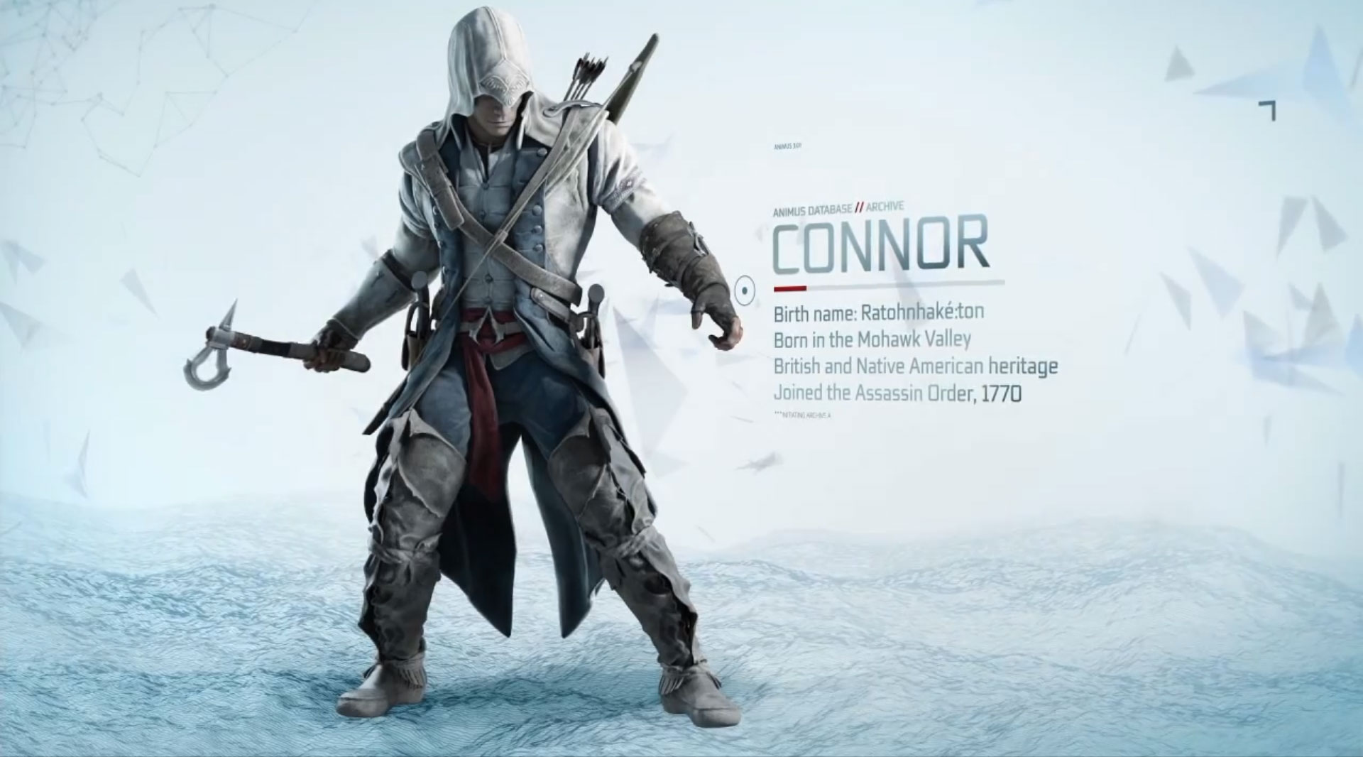 Image result for Connor Assassin's Creed 3