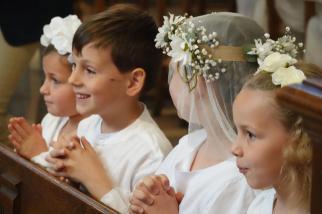1ères communions 5