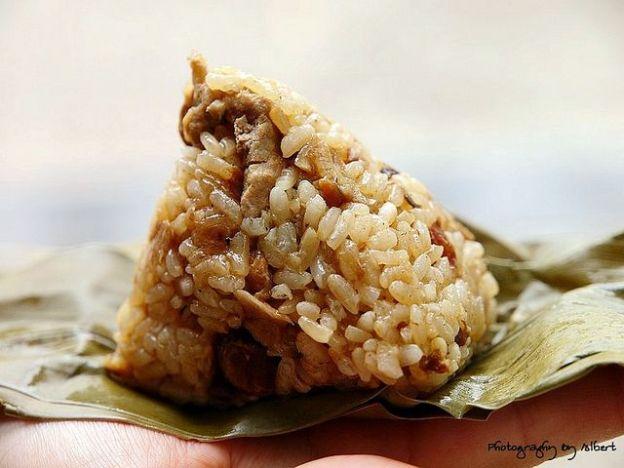 野薑花粽(Flickr CC授權作者-Albert Hsieh)