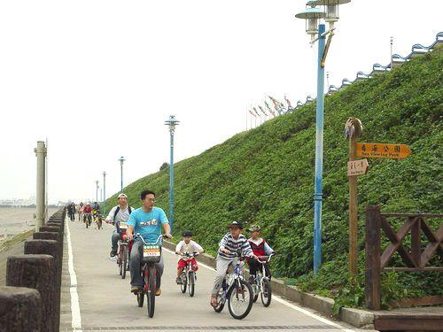 [北部路線]新竹17公里海岸線-欣單車-單車讓生活更精采-欣傳媒運動頻道
