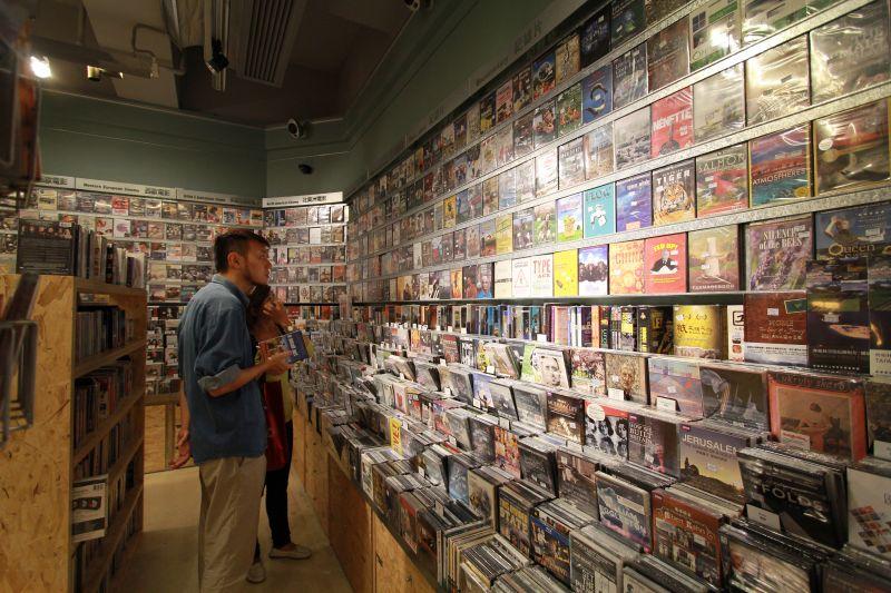 [文創美學][香港] 油麻地百老匯電影中心&Kubrick-欣旅遊BonVoyage-欣傳媒旅遊頻道