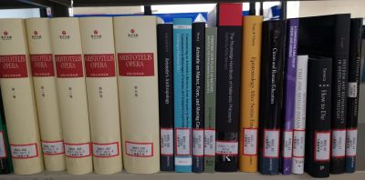 Shanghai Library - open shelves