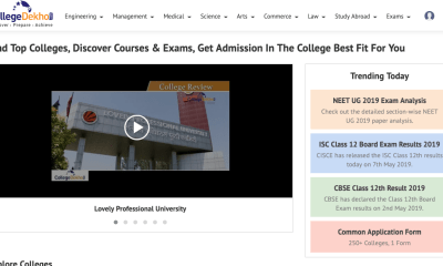 Education portal CollegeDekho grabs $8 million to connect students with colleges