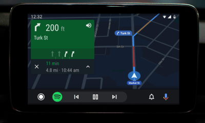 Google's latest Android Auto version features new dark mode and much more