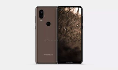 Motorola to release Motorola One Vision Smartphone with 48MP Camera on May 15