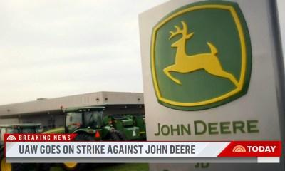 John Deere workers