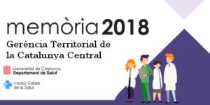 Memòria ICS Catalunya Central 2018
